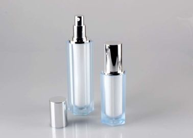 30ml Empty Cosmetic Plastic Jars With Lids For Skincare Cream Bottle